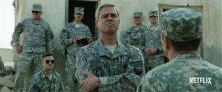 War Machine - Trailer 2 Video Thumbnail