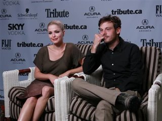 Whitney Able & Scoot McNairy (Monsters)- Interview Video Thumbnail