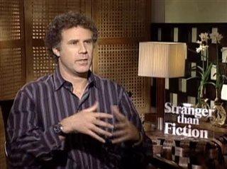 WILL FERRELL (STRANGER THAN FICTION)- Interview Video Thumbnail