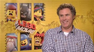will-ferrell-the-lego-movie Video Thumbnail
