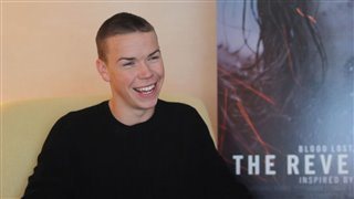 will-poulter-the-revenant-interview Video Thumbnail