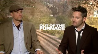 Woody Harrelson & Scott Cooper (Out of the Furnace)- Interview Video Thumbnail