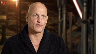 Woody Harrelson (The Hunger Games: Mockingjay - Part 1)- Interview Video Thumbnail