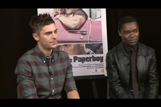 Zac Efron & David Oyelowo (The Paperboy)- Interview Video Thumbnail