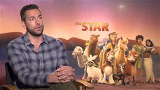 Zachary Levi Interview - The Star Video Thumbnail