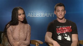 zoe-kravitz-miles-teller--interview-the-divergent-series-allegiant Video Thumbnail