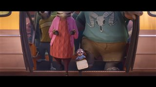 "Zootopia movie clip - ""Arriving"" Video Thumbnail"